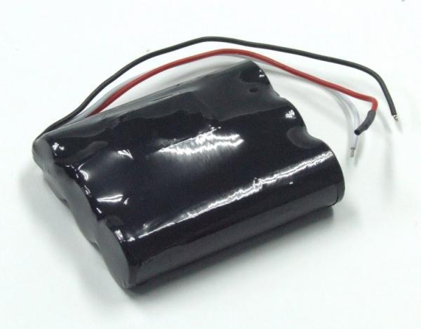 Custom Li Ion Battery - 3S1P 12V 2600mAh with TI Gas Gauge IC BQ20Z95