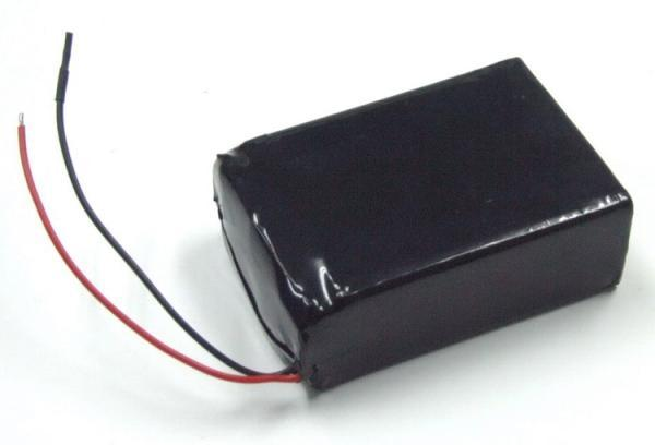 3S2P 11.1V 6000mAh Li Polymer Battery Pack